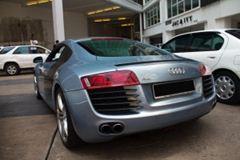 Audi R8 Rental Malaysia