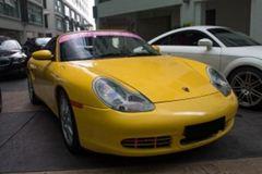 Porsche Boxster S Rental Malaysia