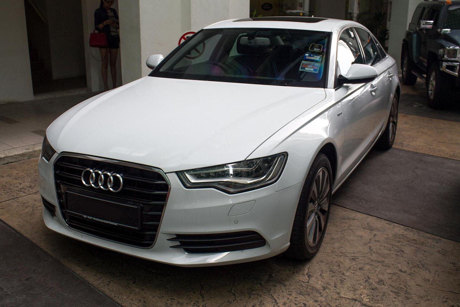 Audi A13 Car Rental Malaysia   Affordable Luxury Vehicle   audi car rental