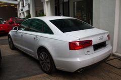 Audi A6 Hybrid Rental