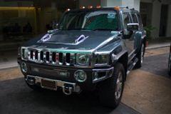 Hummer Rental Malaysia