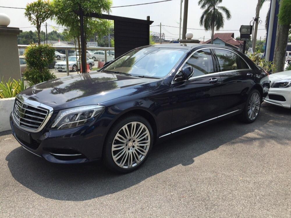 Mercedes S Class Rental Malaysia S400 Hybrid Amp W221 Models