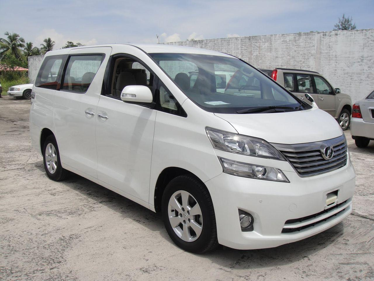 toyota vellfire car rental malaysia luxury mpv for hire toyota
