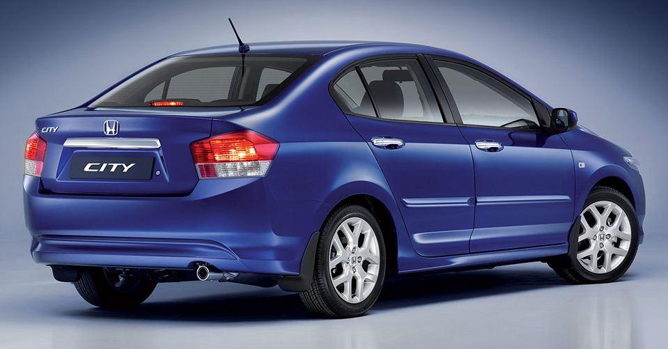 Honda City Car Rental ...