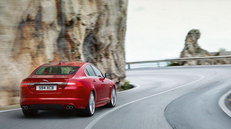 Jaguar XF Rental
