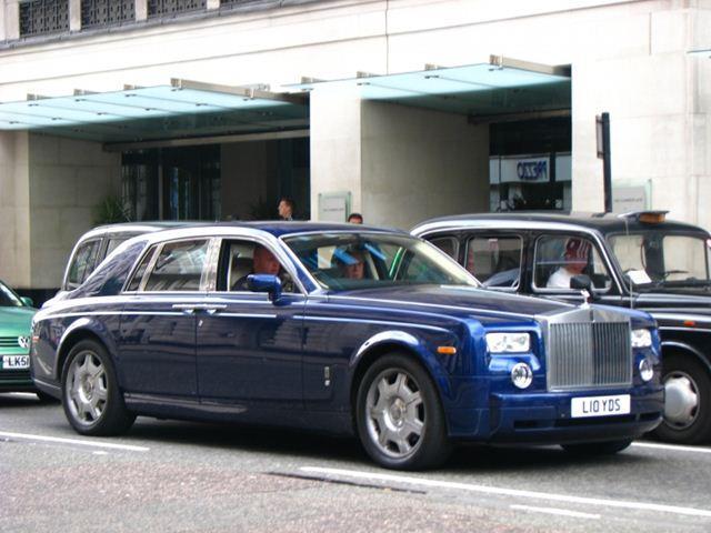 Rolls Royce Phantom Rental Malaysia