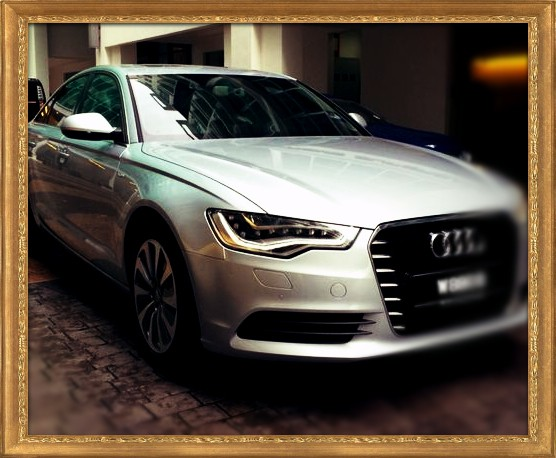 Audi A4 Front right_Fotor