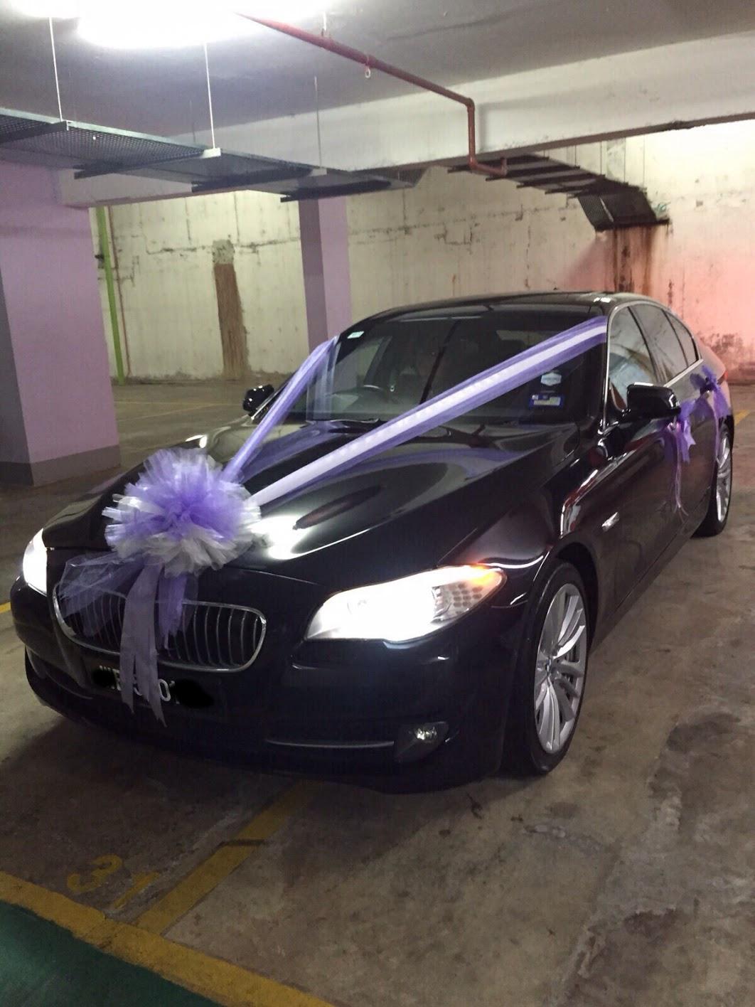 Wedding Car BMW