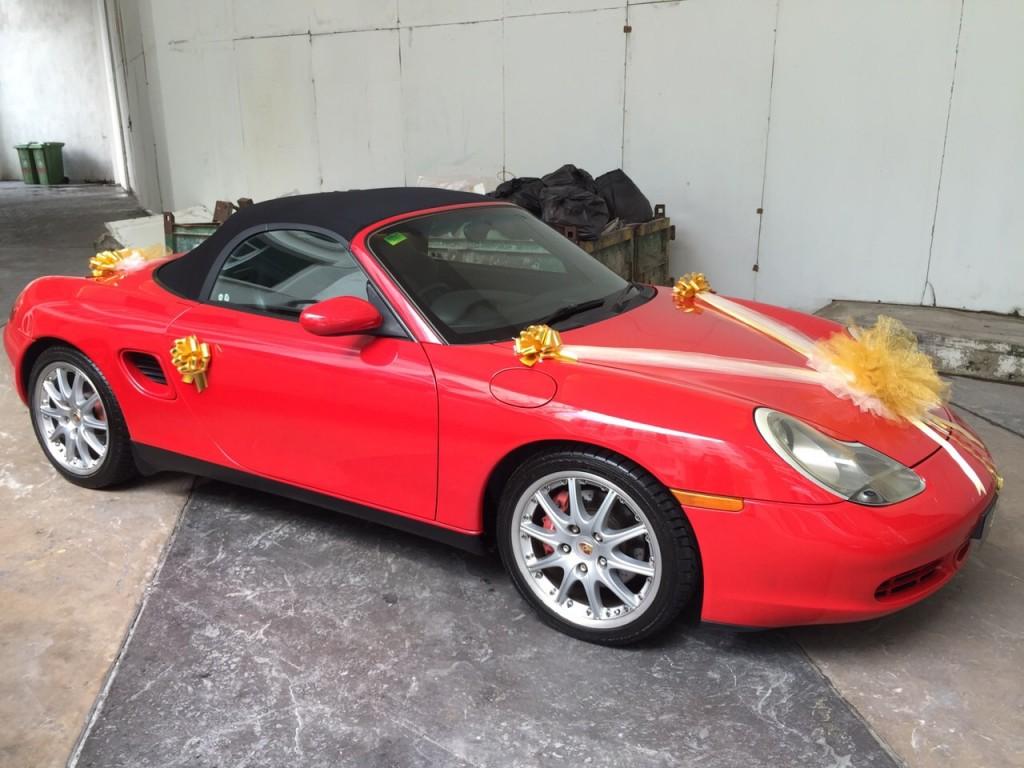 Porsche deco 3