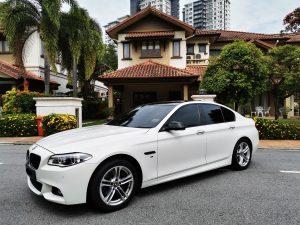 BMW 528i Rental