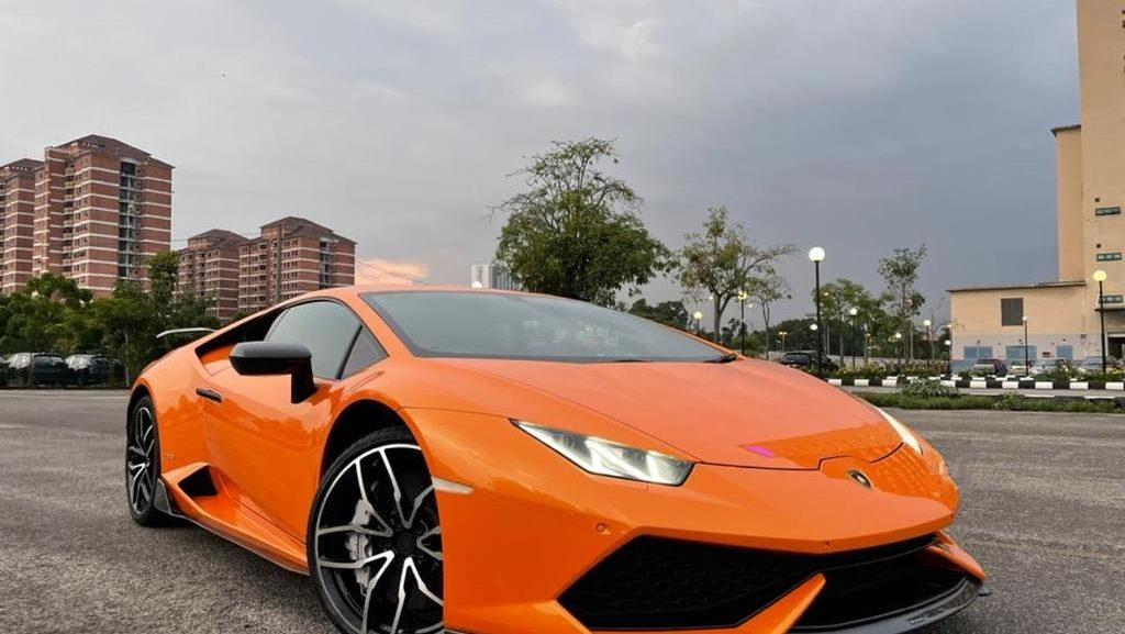 Lamborghini Huracan Rental Malaysia