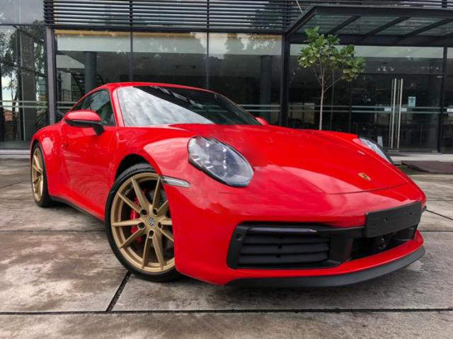 Porsche Carrera S Rental