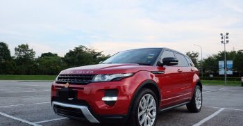 Range Rover Sport Rental
