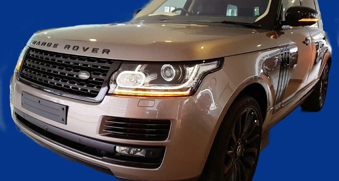 Range Rover Vogue Rental