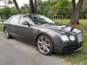 Bentley Flying Spur for rent in KL