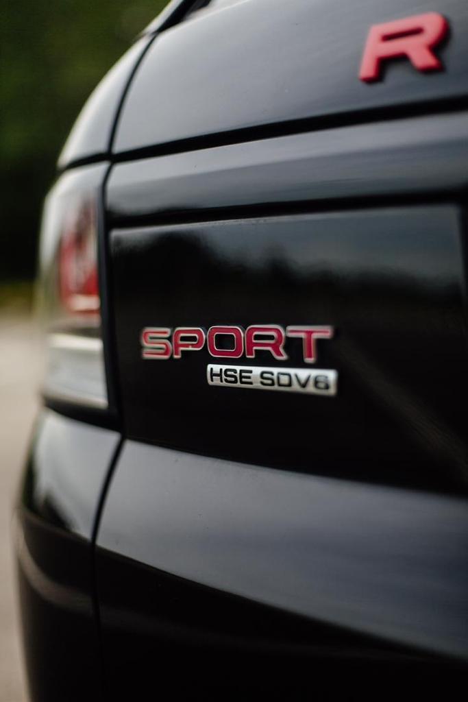 Range rover sport logo