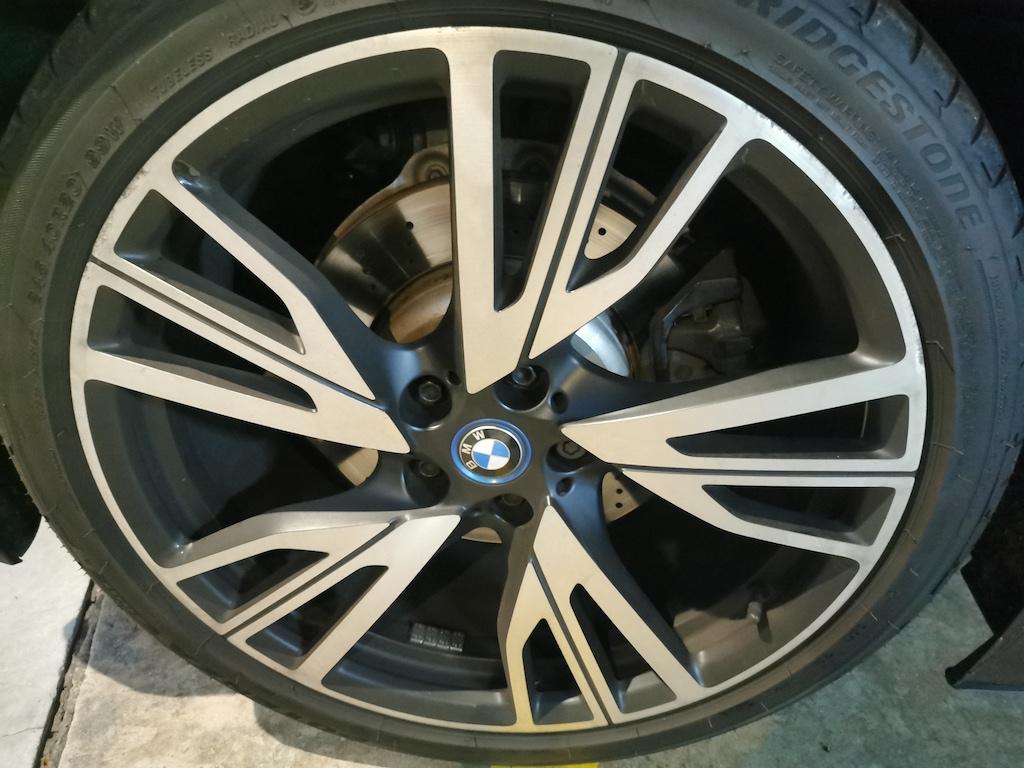 BMW i8 Sports Rims