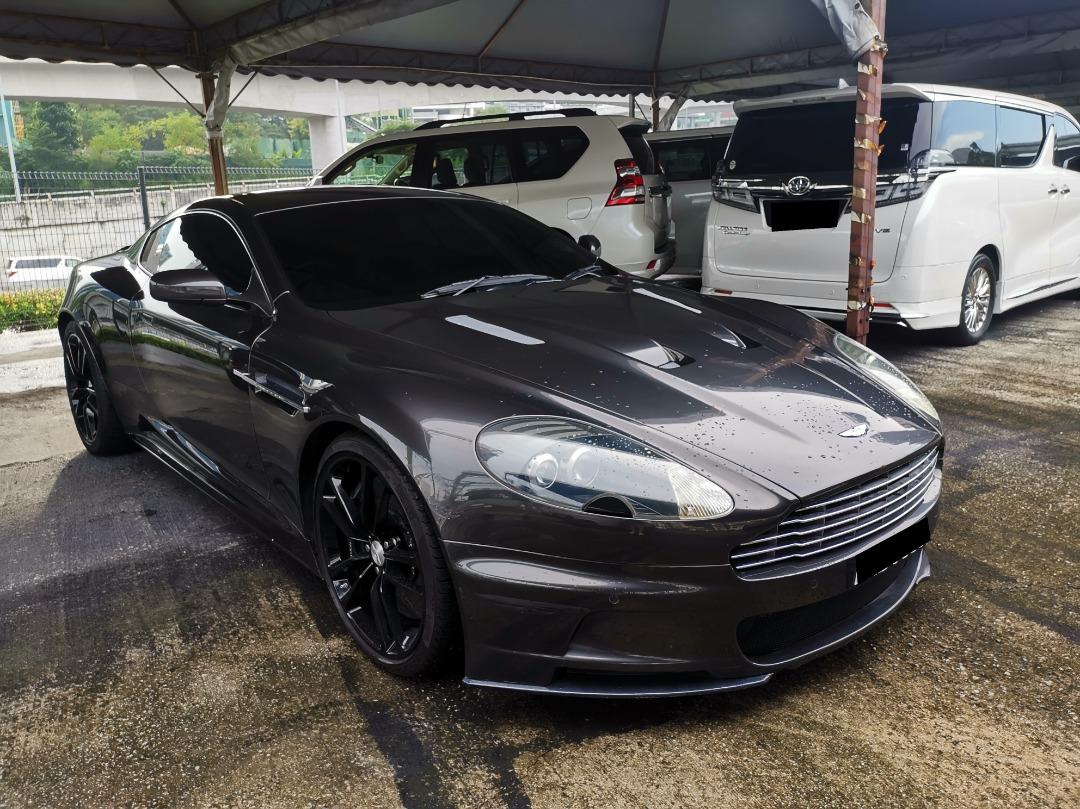 Aston Martin DBS Beautiful Car