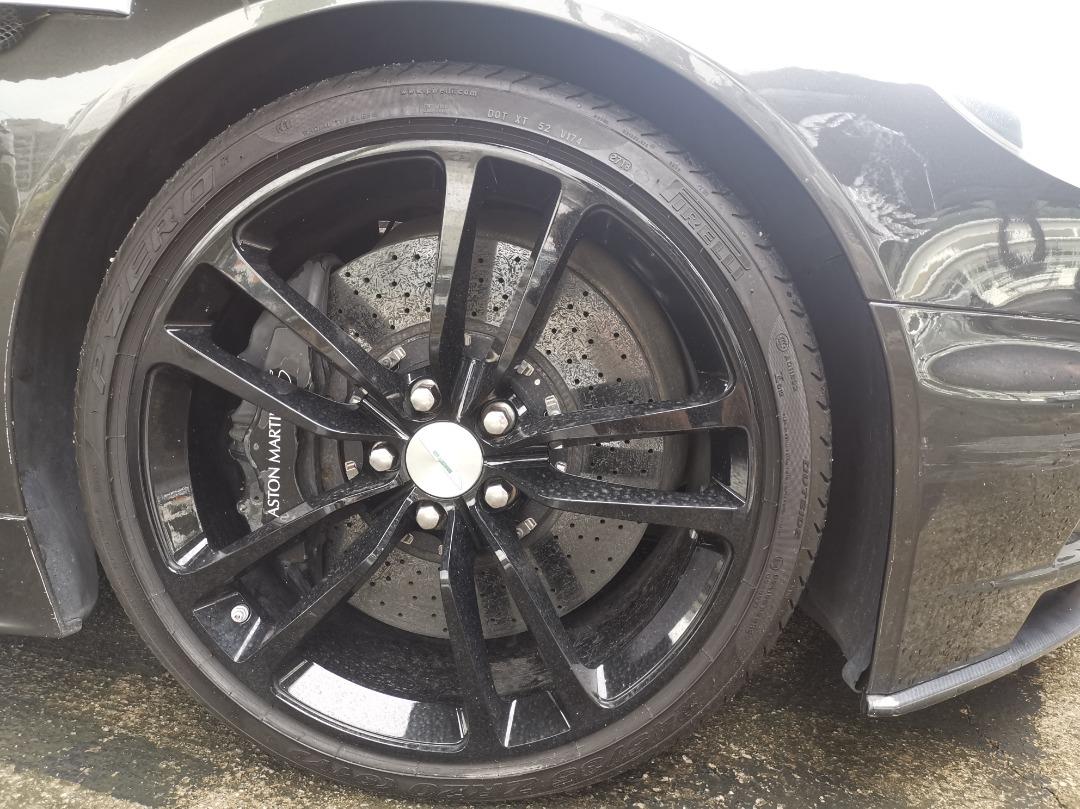 superior brake performance