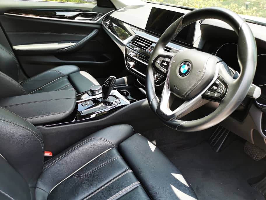 Luxury feel while driving