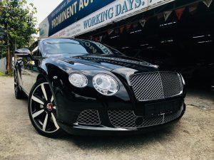 Bentley GT rental malaysia
