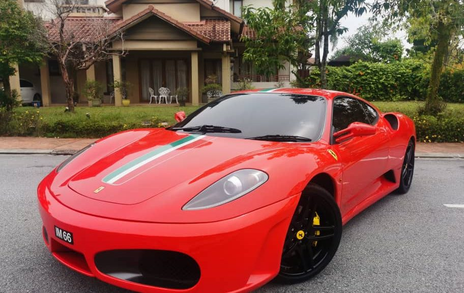 Ferrari F430 For Rent
