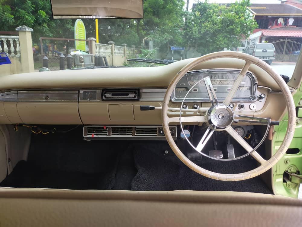 Ford Galaxy dashboard look