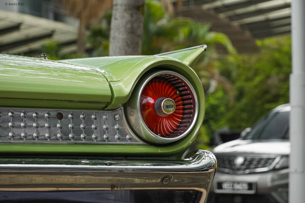 Ford Galaxy Classic Headlamps