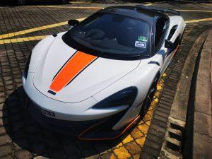 McLaren 600LT Supercar Rental Malaysia