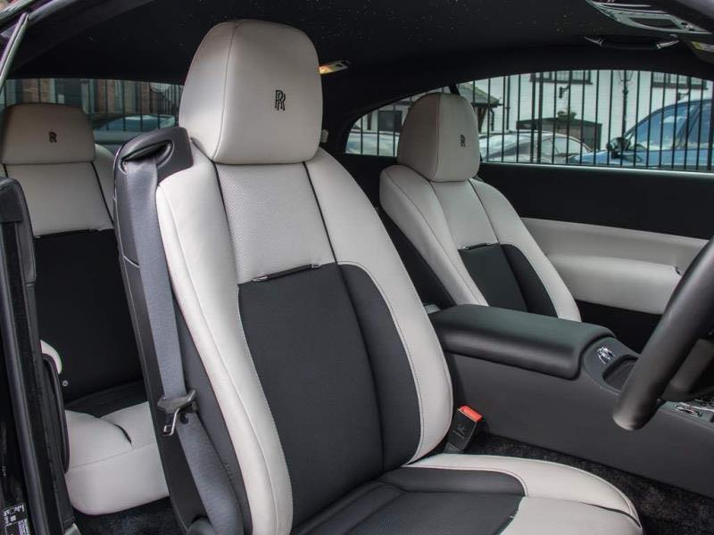 Driver seat luxury
