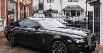 Rolls royce Wraith rental malaysia